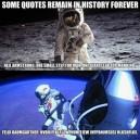 Felix Baumgartner famous quote