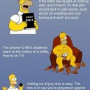 Homers Words of pure wisdom