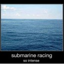 Intense Submarine Racing