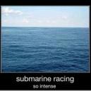 Intense Submarine Racing