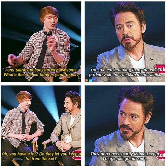 Iron Man FTW!