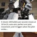 Japans first combat robot