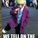 Joker vs. Batman