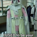 Luke I used to be your Father