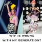 My generation…