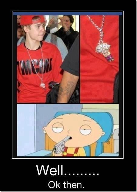 Poor Stewie…