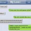 SMS – My Love