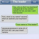 SMS – The Leader