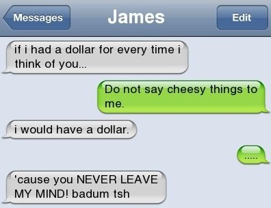 Funny SMS – There I fixed it