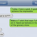 What happens when life hands you lemons