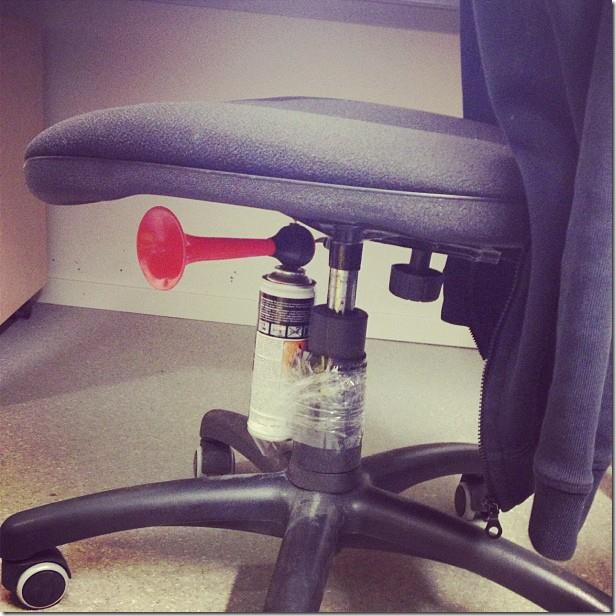 Your next office prank