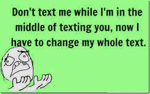 A bit annoying