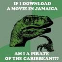 Am I a pirate or a Caribbean?