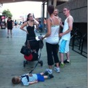 Another mom of the year candidate…