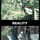 Assassin's creed in reality