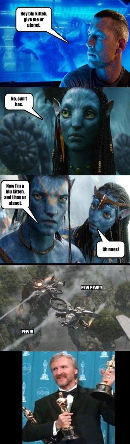 Avatar summed up