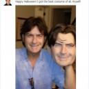 Charlie Sheens Halloween Costume