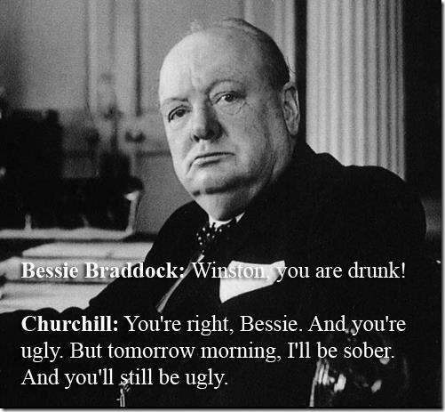 Churchill Burn