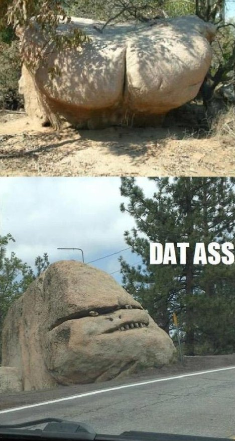 Dat ass