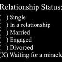 Define your relationship status