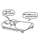 Every damn morning