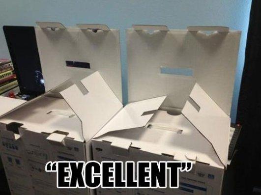 Evil plotting boxes
