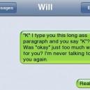 Funny SMS – K