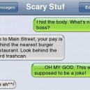 Funny SMS – The joke