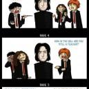 Harry Potter The 7 Books of Denial