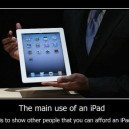 Having an iPad