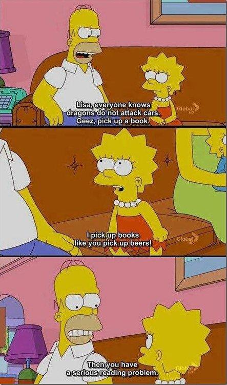 Homer vs. Lisa