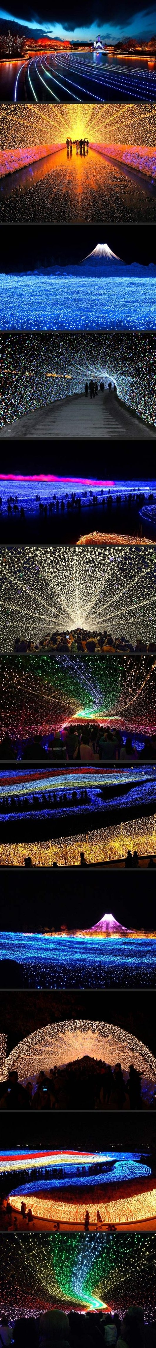 Japans Winter Lights Festival
