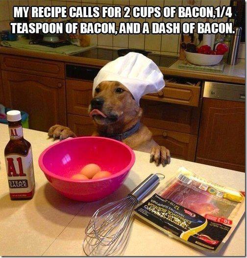 My Bacon Recipe