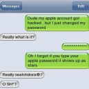 Password FAIL