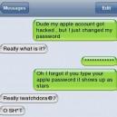 Password FAIL