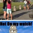 Pisa Tower Guard