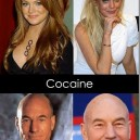 The Aging Process of Celebrities