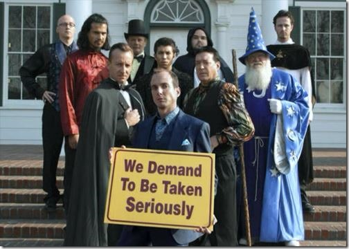 We Demand to be taken Seriously