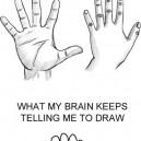 Whenever I draw something
