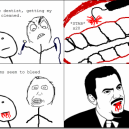 Why I hate the Dentist…