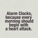 Alarm Clock Logic