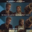 Anakin Friendzoned
