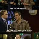 Barney Stinson Teaches Lying
