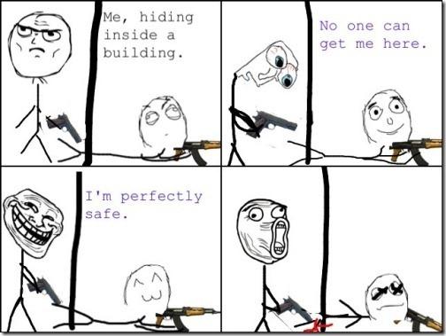 Battlefield 3 Logic