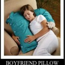 Boyfriend Pillow