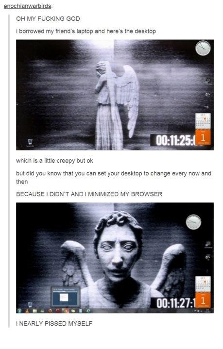 Creepy Desktop