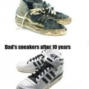 Different Sneackers