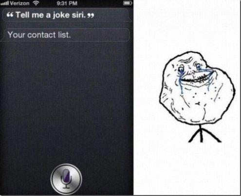 Evil Siri