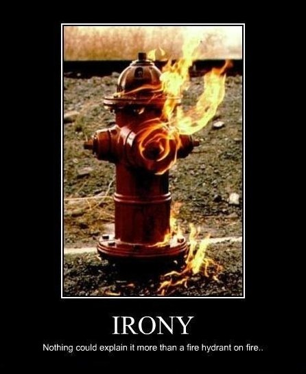 Explanation of Irony