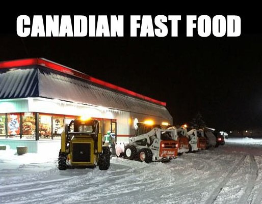 Fast Food in Canada